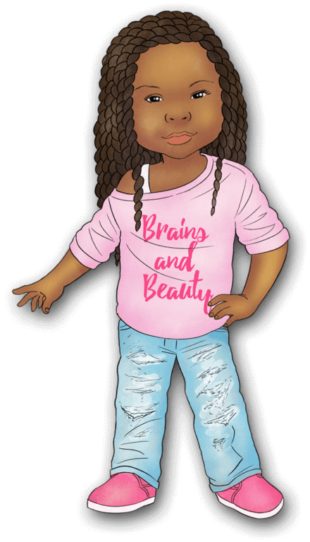 Buy Natural Hair Dolls Online