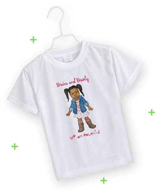 Buy Black Dolls T-shirt Online