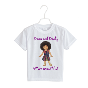 I am beautiful t-shirt