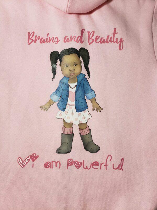 Malia kids hoodie